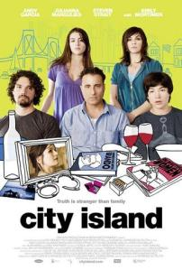 City Island Cover